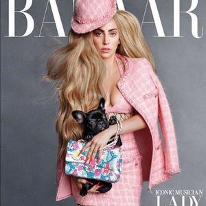$9000 Iconic Chanel 2014 Supermarket Pink Jacket